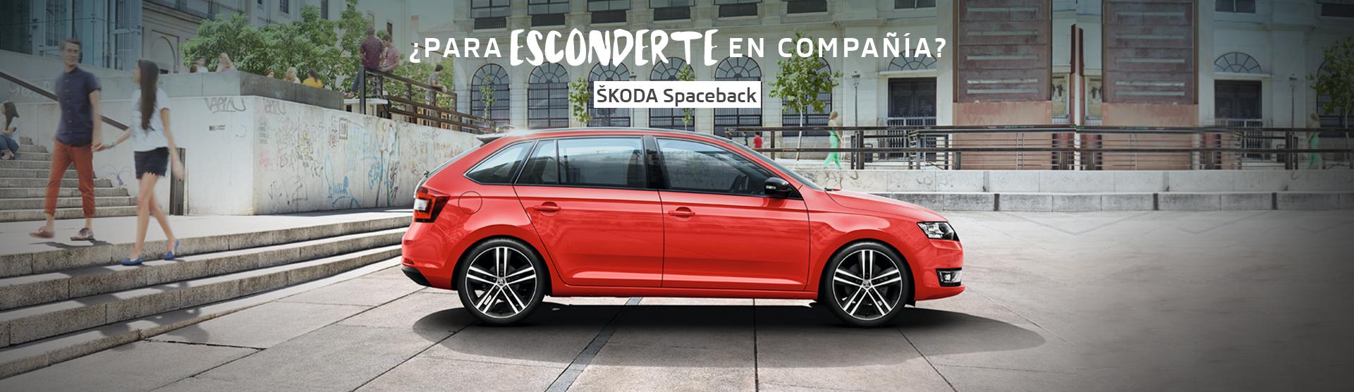 Nuevo Škoda Spaceback