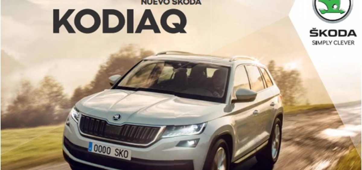 Nuevo Škoda Kodiaq